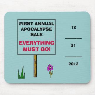 APOCALYPSE SALE - mousepad