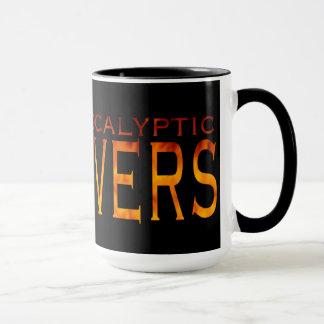 Apocalyptic Lovers - Flame Logo Killer Mug! Mug