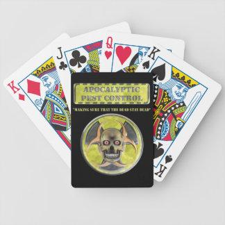 Apocalyptic Pest Control Card Deck