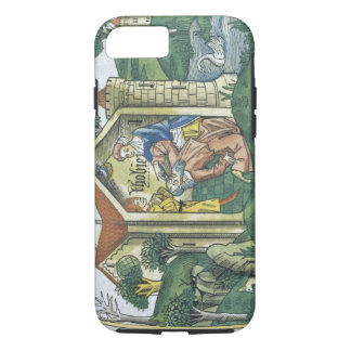 Apocrypha: Tobit is blinded by sparrow's droppings iPhone 7 Case