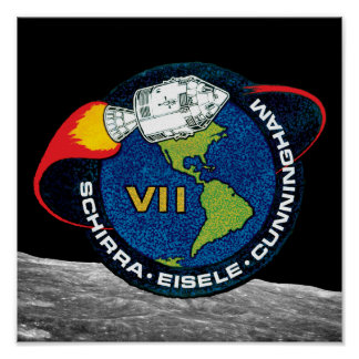 nasa patches poster - photo #16