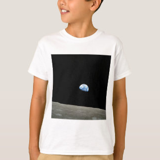 Apollo 8 NASA Moon Mission Earthrise T-Shirt