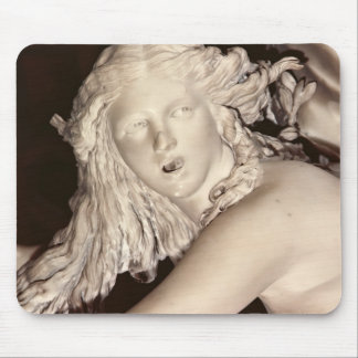 Apollo and Daphne, detail of Daphne's head Mouse Pad