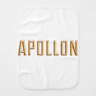 Apollo Burp Cloth