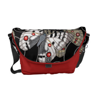 Apollo Butterfly Courier Bag