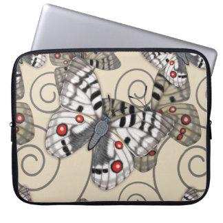 Apollo Butterfly Laptop Sleeve