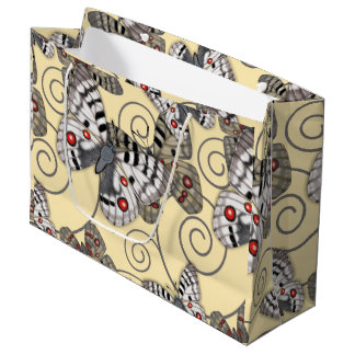 Apollo Butterfly Large Gift Bag