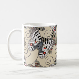 Apollo Butterfly Light Coffee Mug
