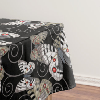 Apollo Butterfly Swirl Tablecloth