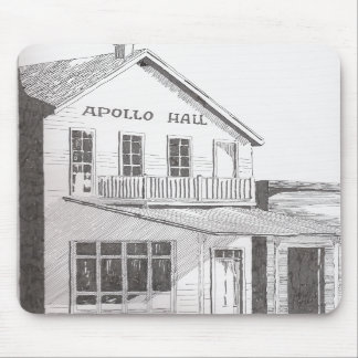 Apollo Hall mousepad