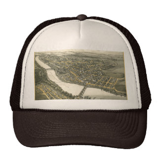 Apollo Mesh Hats