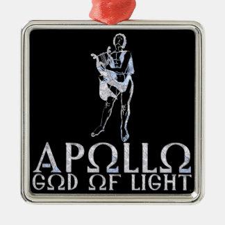 Apollo Metal Ornament