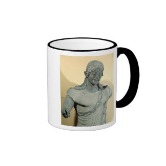 Apollo of Veii, from the Temple of Minerva Ringer Mug