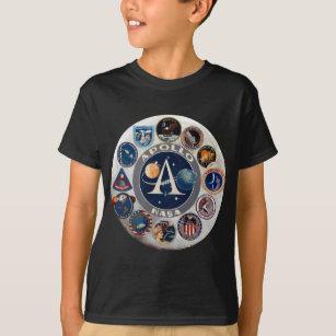 Apollo Program Commemorative Logo T-Shirt