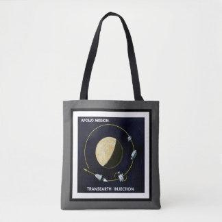 Apollo Program - Moon Mission Artist Concept Tote Bag