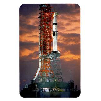 Apollo-Soyuz Test Project Magnet