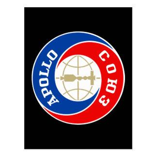 Apollo–Soyuz Test Project Postcard