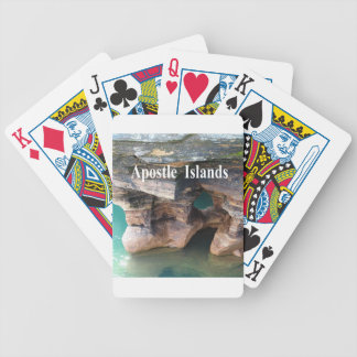 Apostle Islands Bicycle Playing Cards