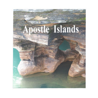 Apostle Islands Notepad