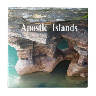 Apostle Islands Small Square Tile