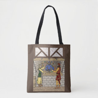 Apothecary Shop Tote Bag