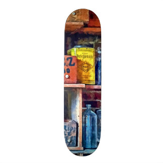Apothecary Stockroom 19.7 Cm Skateboard Deck