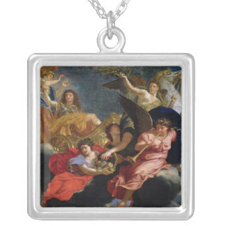 Apotheosis of King Louis XIV of France Necklaces