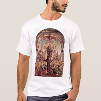 Apotheosis Of St. Ursula By Carpaccio Vittore T-Shirt