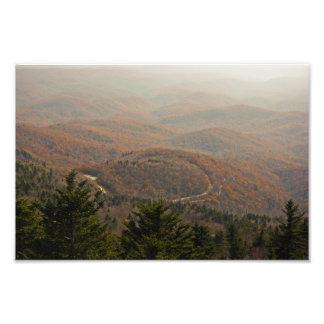 Appalachian Fall Colors Photo Print