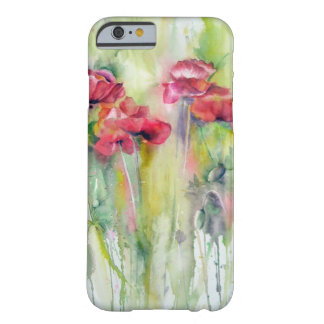 Appalachian Highway Poppies Barely There iPhone 6 Case