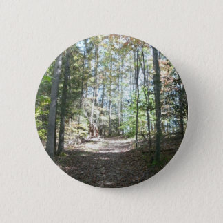 Appalachian Hiking Trail 6 Cm Round Badge