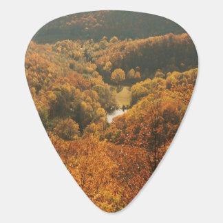 Appalachian Mountains Guitar Pick