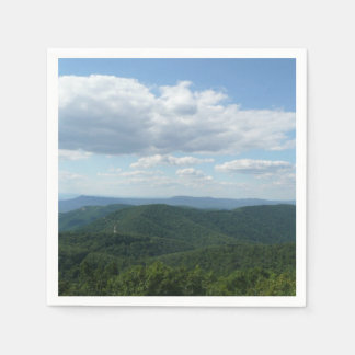 Appalachian Mountains I Shenandoah Disposable Serviette