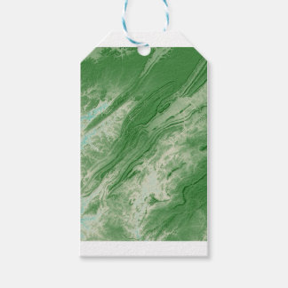 Appalachian Mountains in Alabama- Caribbean Style Gift Tags