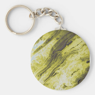 Appalachian Mountains in Alabama- Lightning Style Key Ring
