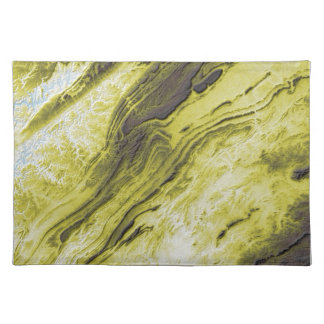 Appalachian Mountains in Alabama- Lightning Style Placemat