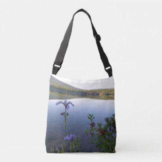 Appalachian trail cross-body bag