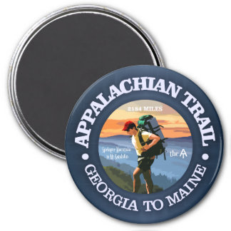 Appalachian Trail (Hiker C) Magnet