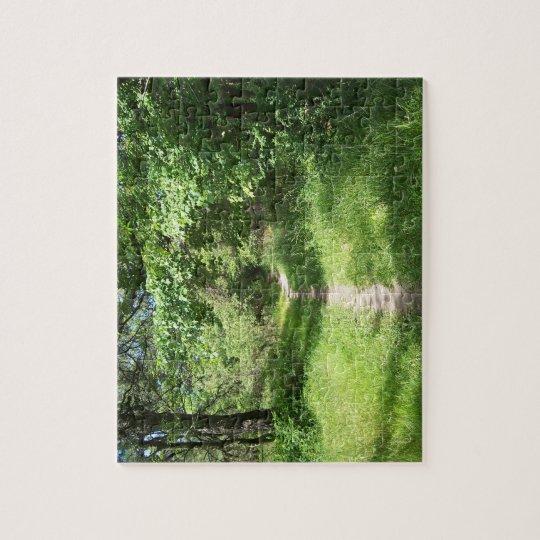 appalachian trail jigsaw puzzle