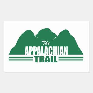 Appalachian Trail Mountain Sticker
