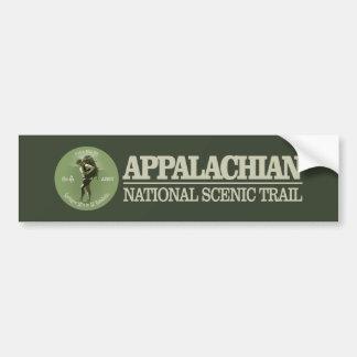 Appalachian Trail (o) Bumper Sticker
