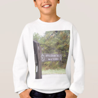 appalachian trail pennsylvania fall sweatshirt