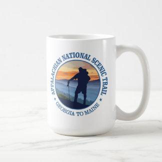 Appalachian Trail (rd)3 Coffee Mug