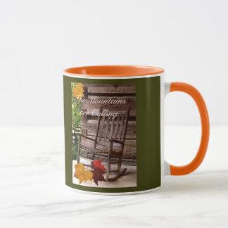 Appalachin Front Porch Rocker Mug