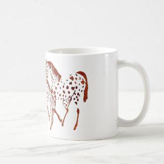 Appaloosa horse lover gifts and apparel coffee mug