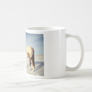 Appaloosa Mare in Winter Snow Coffee Mug