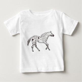 Appaloosa runs baby T-Shirt