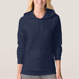 Apparel California Fleece Pullover Hoodie navy