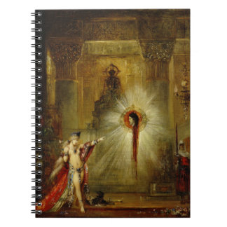 Apparition 1877 notebook