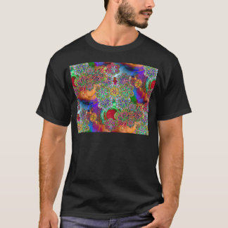 Apparitions And Flowers T-Shirt